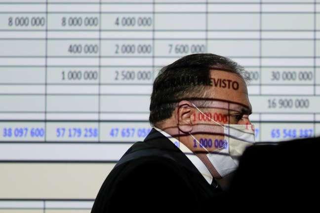 Ao Exército, Pazuello diz que não foi a ato político com Bolsonaro