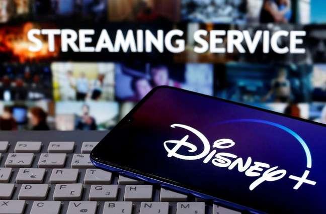 "Logotipo da ""Disney""  24/3/2020    REUTERS / Dado Ruvic"