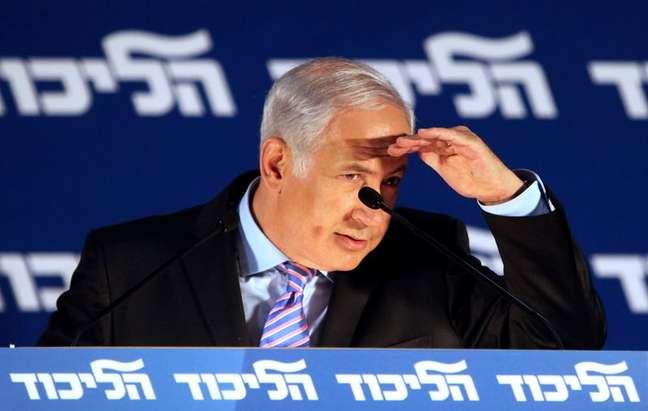 Premiê de Israel, Benjamin Netanyahu REUTERS/Nir Elias