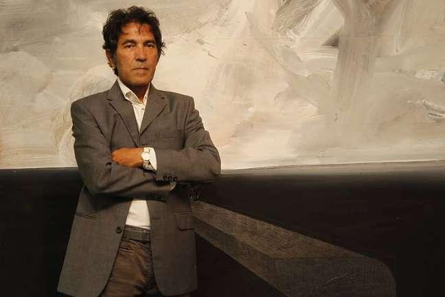 O artista plástico Salvatore Garau.