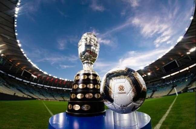 Taça da Copa América está à espera de um campeão desde meados do ano passado, quando a competição deveria ser realizada