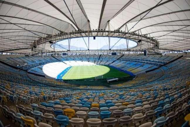 Maracanã será o palco da final da Copa América (FOTO: ALEXANDRE VIDAL/FLAMENGO)