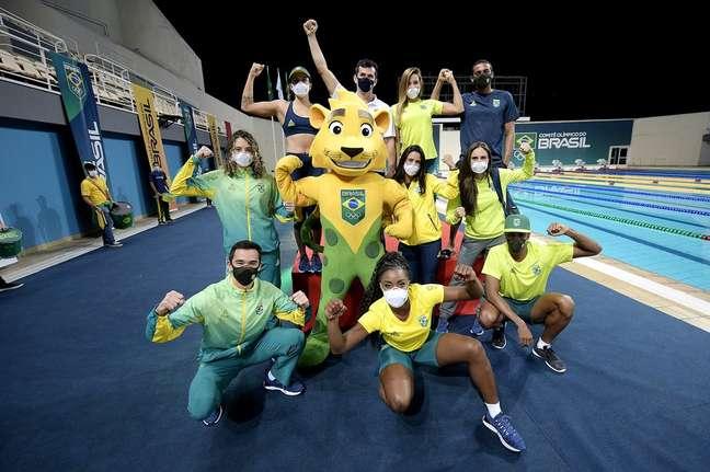 O Time Brasil já tem 278 atletas garantidos nos Jogos Olímpicos de Tóquio