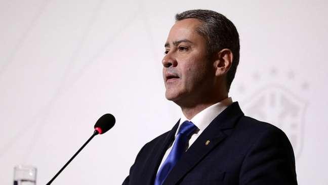 Rogério Caboclo é conselheiro do São Paulo e pode ser expulso do quadro (Foto: Divulgação)
