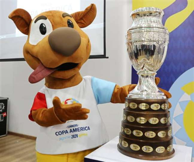 Copa América foi autorizada por Bolsonaro