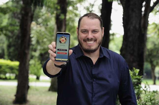 Felipe dos Santos, fundador da Play2sell