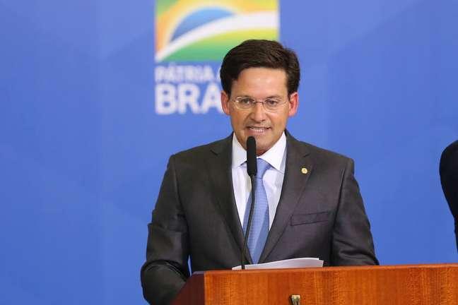 O ministroda Cidadania, João Roma, vai participar da abertura dos Jogos de Tóquio.