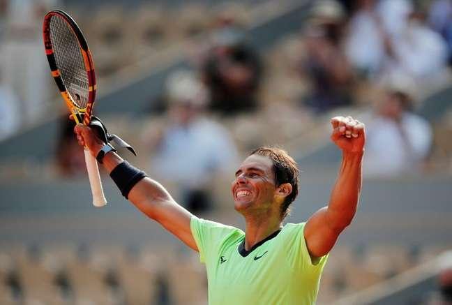 Nadal estreou com vitória no ATP 500 de Washington  9/6/2021  REUTERS/Benoit Tessier