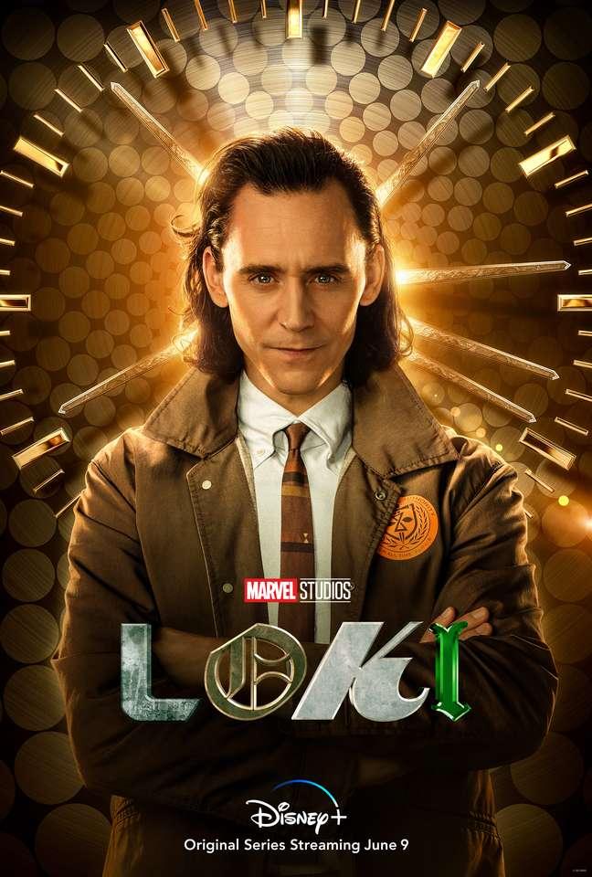 Loki é a grande estreia da semana