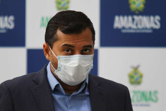 O Governador do Amazonas, Wilson Lima (PSC), decidiu não depor na CPI da Covid