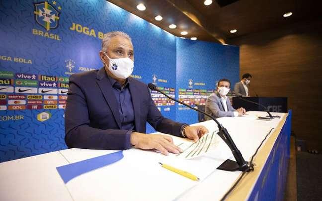 Competição exigirá fôlego redobrado dos 24 convocados (Foto: Lucas Figueiredo/CBF)