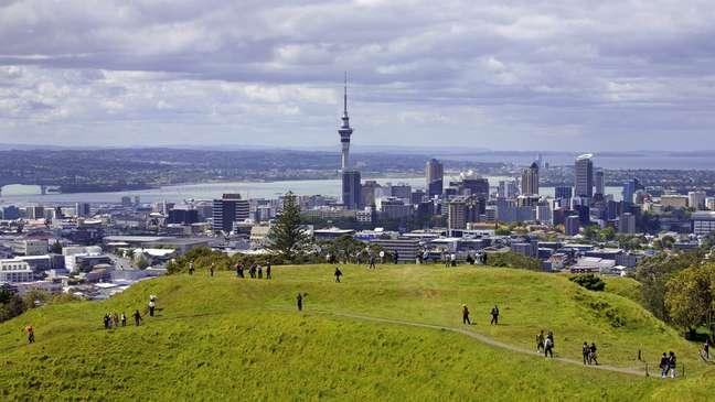Auckland liderou uma lista - em grande parte por causa da forma como a Nova Zelândia lidou com a pandemia