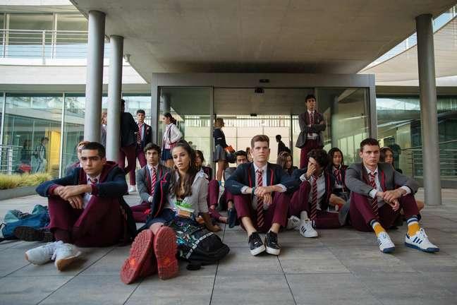 Quarta temporada de Elite estreia nesta sexta-feira, 18, na Netflix