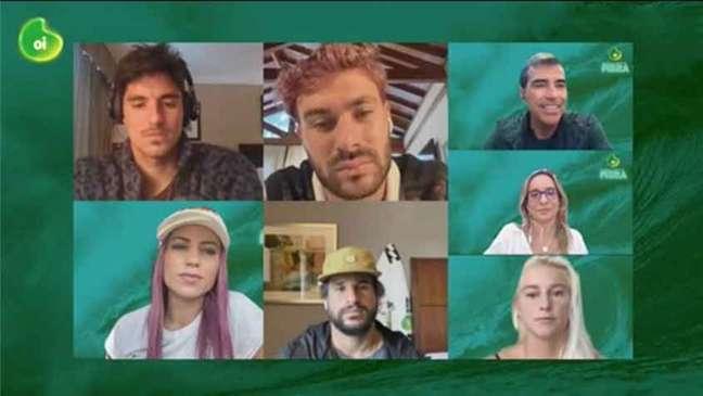 Atletas de surfe e skate falaram em entrevista organizada pela Oi (Imagem: Divulgação/Oi)
