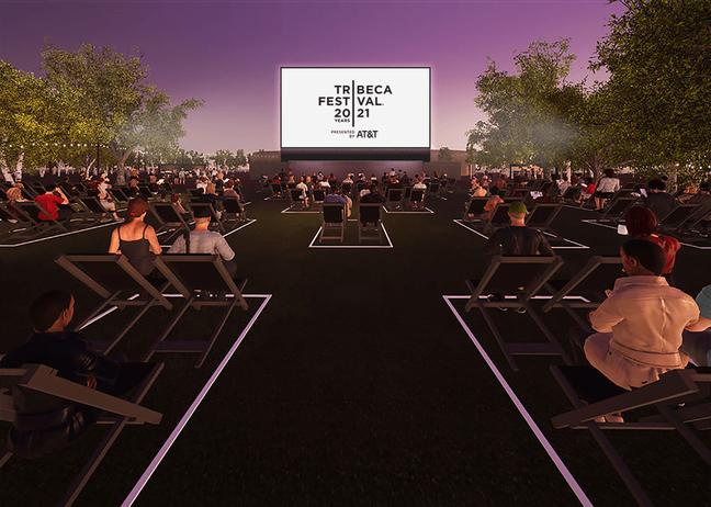 Criado por Robert De Niro, Tribeca entrou para o circuito de festivais internacionais de cinema
