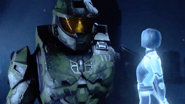 Halo Infinite na E3 2021