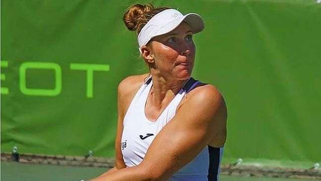 Brasileira Bia Haddad acabou sendo eliminada na rodada final do qualifying de Wimbledon