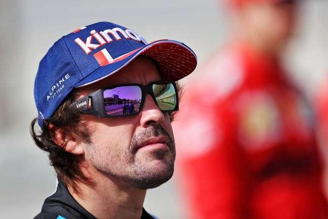 Fernando Alonso encontrou nova motivação na Fórmula 1 depois de dois anos sabáticos