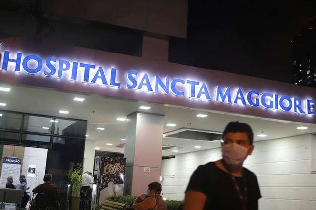 Hospital da rede Prevent Senior em São Paulo (SP)  REUTERS/Rahel Patrasso