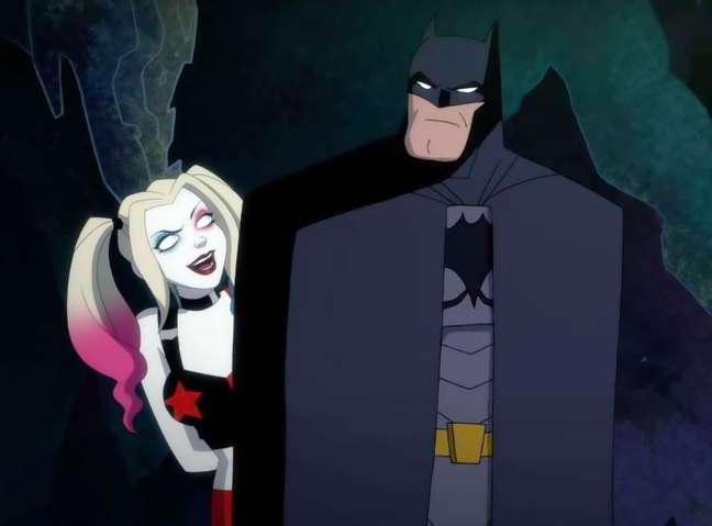 DC vetou sexo oral de Batman em série da Arlequina