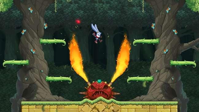 Bonito e simples, Kaze and the Wild Masks arrebata o jogador na nostalgia e qualidade.