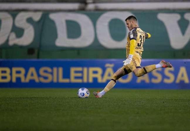 Jogador também quebrou marca que remetia a temporada 2019 (Márcio Cunha/ACF)