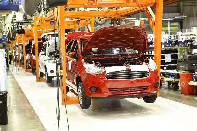Ford disse que tem recebido vários contatos de interessados em adquirir o complexo de Camaçari.