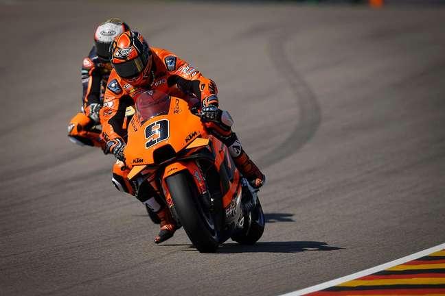 Danilo Petrucci vê KTM como única opção para seguir na MotoGP