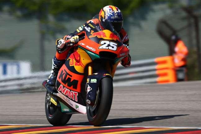 Raúl Fernández conquistou a terceira pole no ano