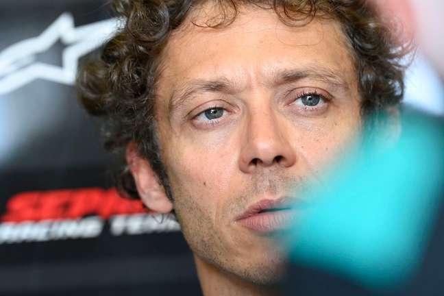 Valentino Rossi quer seguir correndo mesmo após deixar MotoGP