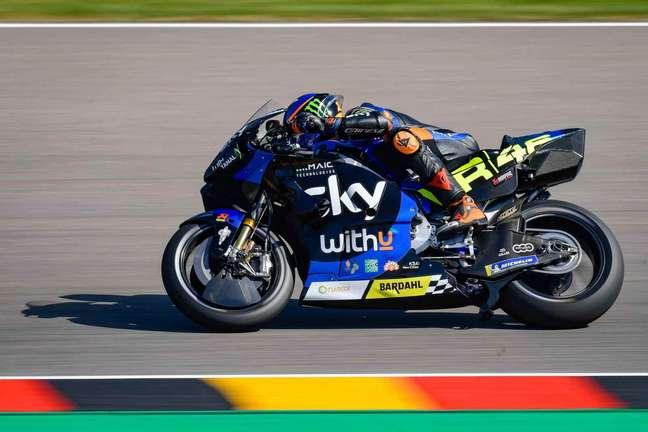 Luca Marini deve ser um dos pilotos da VR46 para 2022