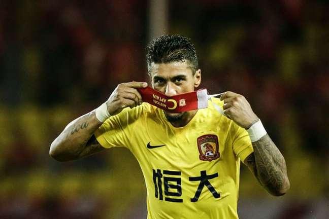 Paulinho tinha contrato até 2022 (Foto: Divulgação/Confederação Asiática de Futebol)