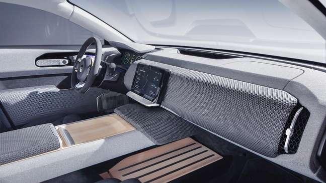 Interior do Lightyear One conta com acabamento minimalista.