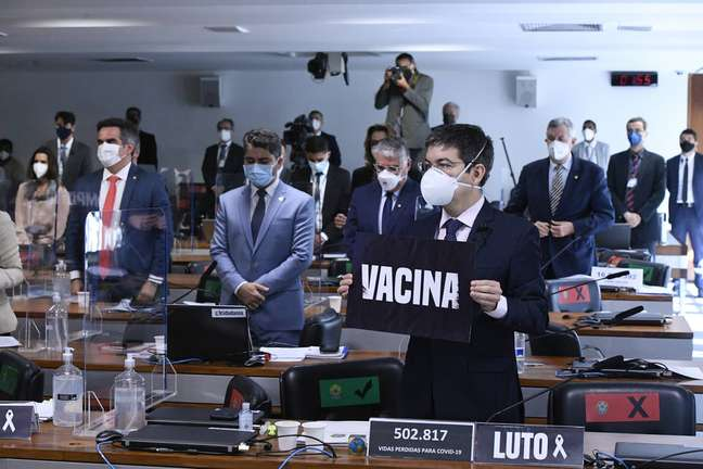 Covaxin é produzida pelo laboratório Bharat Biotech, representado no Brasil pela Precisa Medicamentos; compra do governo entrou na mira da comissão