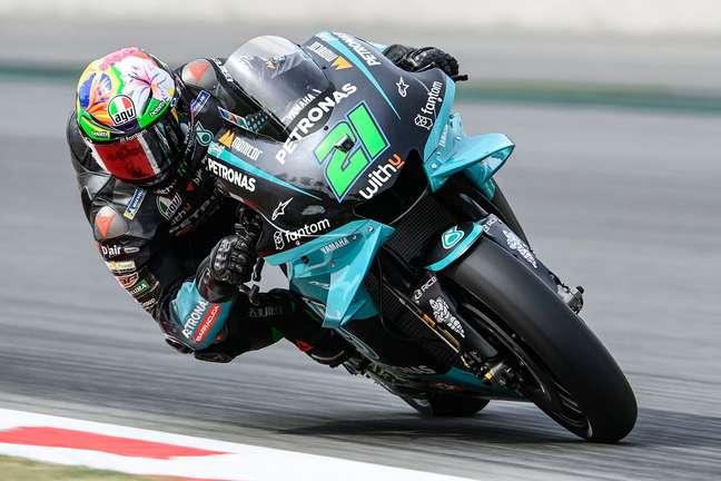 Franco Morbidelli está fora do GP da Holanda