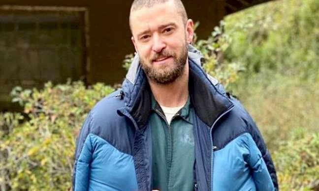 Justin Timberlake posta primeiras fotos do filho nas redes