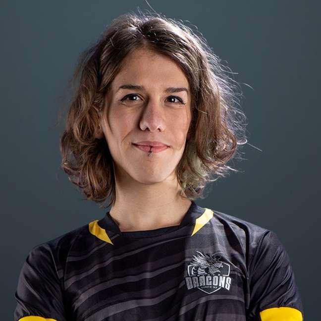 Olga Rodrigues joga Counter Strike há mais de 15 anos