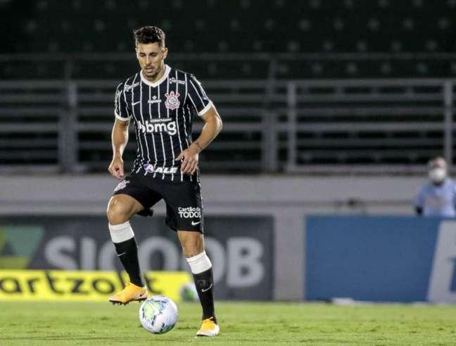 Danilo Avelar admitiu que fez comentário racista (Rodrigo Coca/ Ag. Corinthians)