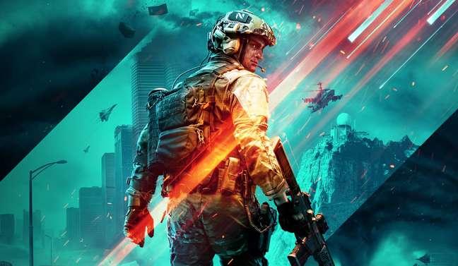Battlefield 2042 chega em outubro para PC e consoles