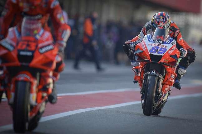 Ducati já conta com pilotos bastante jovens