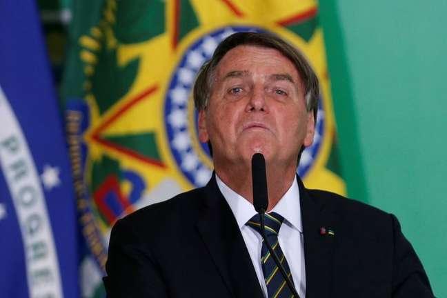 A mudança ocorre no momento em que o presidente Jair Bolsonaro negocia a filiação à legenda  REUTERS/Adriano Machado