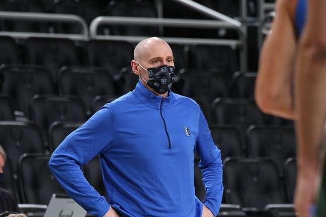 Rick Carlisle, técnico do Pacers