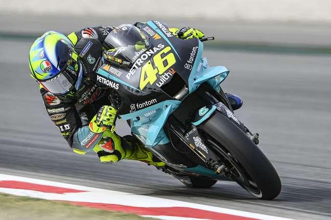 Valentino Rossi pretende avaliar durante as férias se encerra a carreira na MotoGP ou não