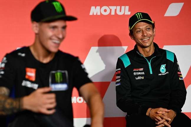 Valentino Rossi indicou que não seguirá na MotoGP na temporada 2022