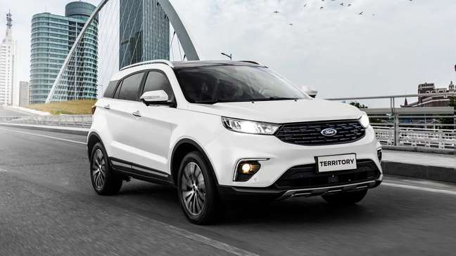 Ford Territory.