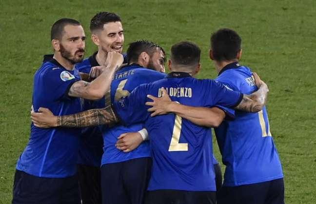 Seleção italiana enfrentará a Áustria neste sábado pelas oitavas de final da Eurocopa