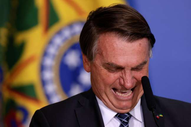 Jair Bolsonaro em Brasília