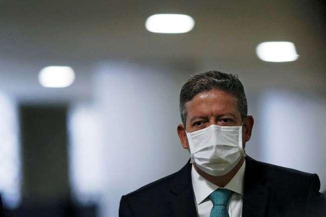 Presidente da Câmara, Arthur Lira 02/02/2021 REUTERS/Adriano Machado