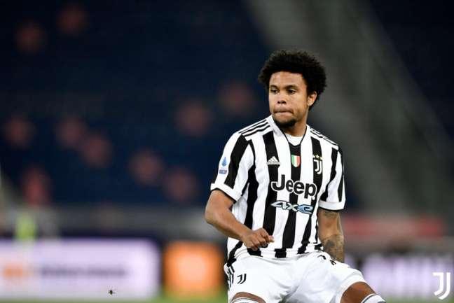 McKennie chegou ao time italiano em 2020 (Foto: Divulgação/Juventus)