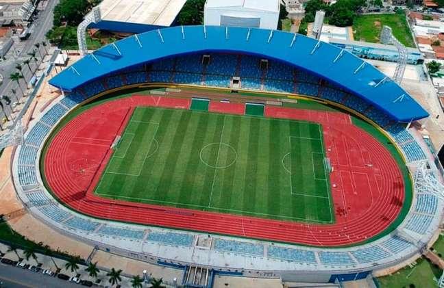 Estimativa é de que cerca de 112 mil pessoas foram ao Olímpico avaliar grau de radiação (Foto: Divulgação)